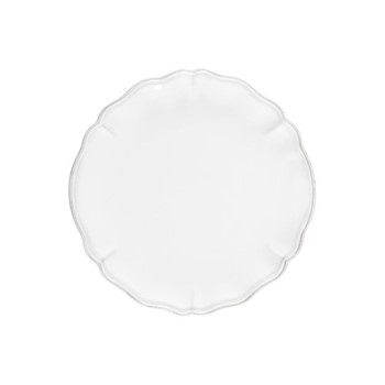 Alentejo Set of 6 dinner plates, 27cm, white