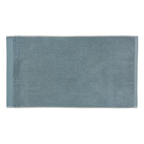 Ripple Hand Towel, L90 x W50cm, Lough Grey