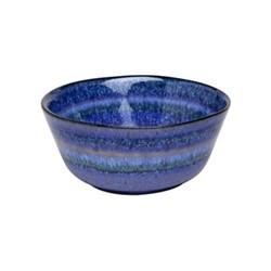 Sausalito Set of 4 fruit bowls, 12cm, blue