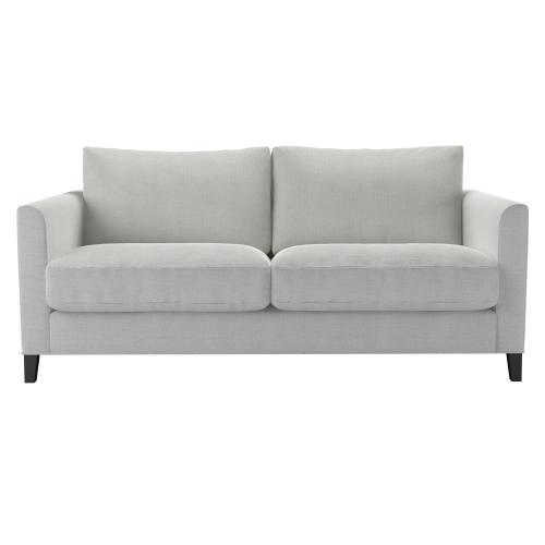 Izzy 2 and half seater sofa, H87 x W181 x D97cm, Pumice