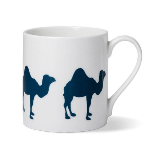 Camel Mug, Dia8.5 x H9cm - 1 pint
