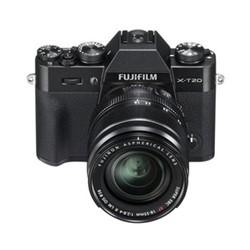X-T20 Mirrorless camera with XF 18-55 mm f/2.8-4, 24.3MP