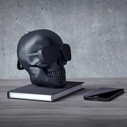 AeroSkull XS+ Bluetooth speaker, H13.3 x W10 x D13.2cm, matt black
