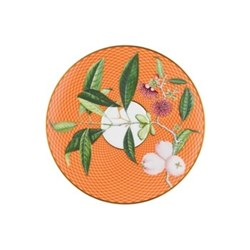 Tresor Fleuri Tea saucer extra, D17.5cm, orange