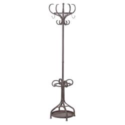 Coat / umbrella stand, 19.7 x 50 x 50cm, metal coat