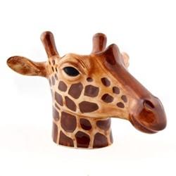 Giraffe Face Pair of egg cups, L9.5 x D13 x H8.5cm