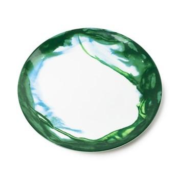 Jenny Green Salad plate, D20cm, green tone