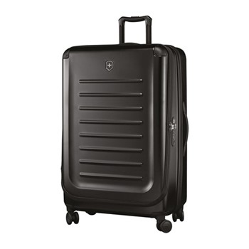 Spectra 2.0 Expandable Extra large expandable trolley, H82 x W56 x D33cm, black