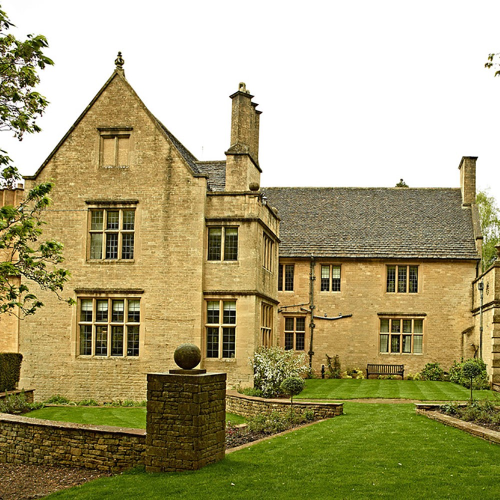 Gift Voucher towards one night at Foxhill Manor for two, Cotswolds, Mr & Mrs Smith