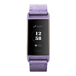 Fitbit Charge 3 SE Activity tracker with heart rate monitor, W2.9 x D25.7cm, lavender