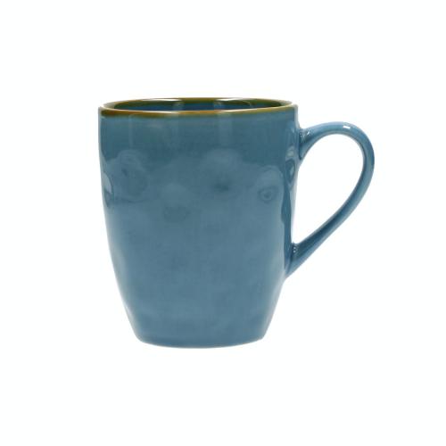 Concerto Set of 4 mugs, 430ml, Blue