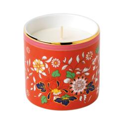 Wonderlust - Jewel Scented candle, H8.5 x D8.5cm, Crimson