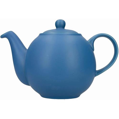 Globe Teapot, 900ml, Nordic Blue