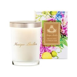 Woven Crystal - Monique Lhuillier Scented candle, 198g, citrus lily