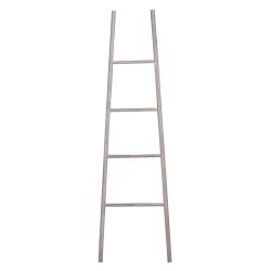 Studio Decorative wooden ladder, 170 x 49cm