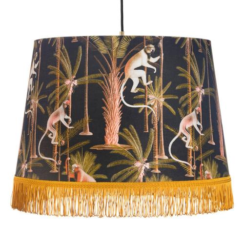 Barbados Pendant Lamp, H55 x Dia45/35cm