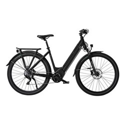 E1200 Ladies E-bike, 36V - 250W - 10 Speed, black