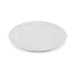 Stoneware Side plate, 22cm, White