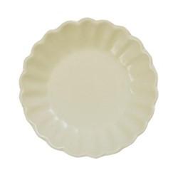 Sharing - Pétale Round dish, D17cm, ivoire