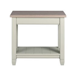 Tall side table W45 x D45 x H55cm