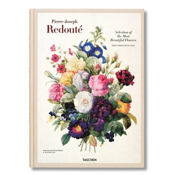 Pierre-Joseph Redoute Redoute. selection of the most beautiful flowers