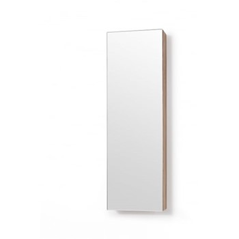 Zone Cabinet, H80 x W25 x D12cm, oak