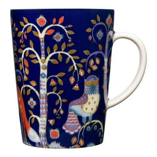 Taika Mug, 40cl, blue
