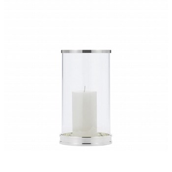 Small hurricane glass D15.2 x H27.9cm