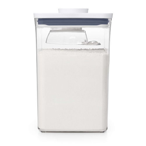 POP Container with scoop, 1L