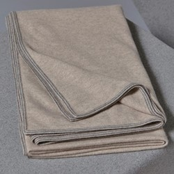 Toscani Throw, 180 x 120cm, beige