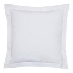 200TC Plain Dye Pillowcase, L65 x H65cm, white