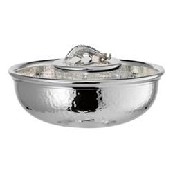 Move Caviar bowl, W16cm, silver plate