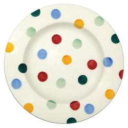 Polka Dot Side plate, 16.5cm