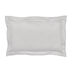 Sivoli Oxford pillowcase, L48 x W74cm, cashmere