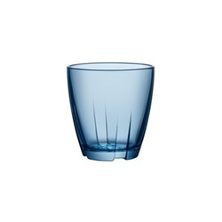 Bruk Pair of tumblers, 20cl, water blue