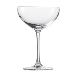 Bar Special Set of 6 champagne coupes, 28.1cl, clear