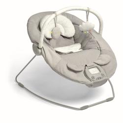 Apollo - Pebble Grey Bouncing cradle