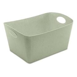 Boxxx Large storage basket, 15 litre, organic green