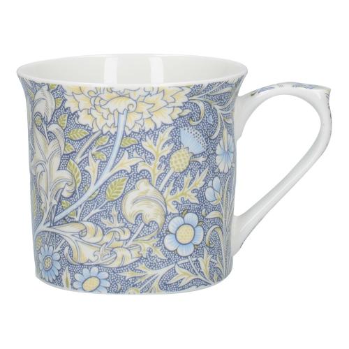 William Morris Mug, H8 x W12 x L9cm, Multicoloured