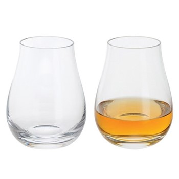 Pair of snifter glasses H10cm - 23cl