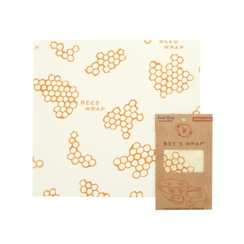 Bee's Wrap Print Large food wrap, 33 x 36cm