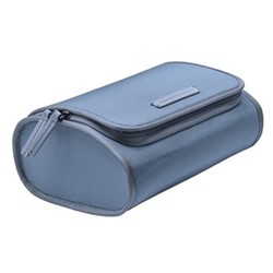 Top case, W26 x H18 x D12cm, blue vega