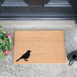 Bird Doormat, L60 x W40 x H1.5cm