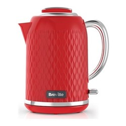 Curve - VKT119 Jug kettle, 1.7 litres, red