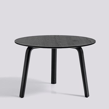 Bella Coffee table, H39 x W60 x D60cm, black