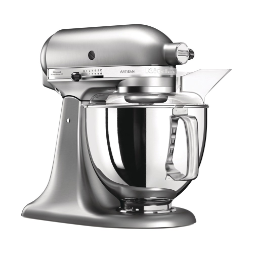 Artisan Stand mixer, 4.8 litre, Brushed Nickel