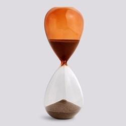 30 minute hourglass H19.5 x L7.5 x W7.5cm