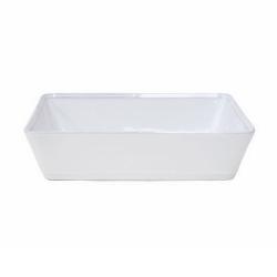 Friso Rectangular baker, 30cm, white
