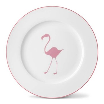Flamingo Dinner plate, 26cm