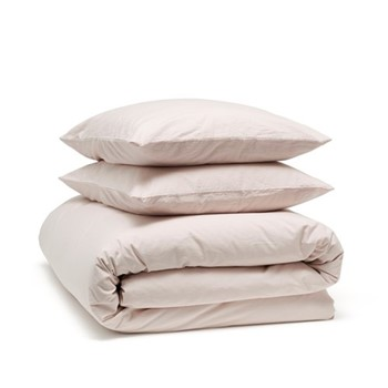 Relaxed Bedding Bedding bundle, Super King, rose